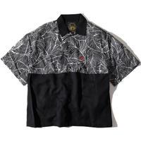 Two Tone Shirt(Black)
