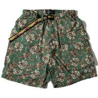 Front Poke Shorts(Green)