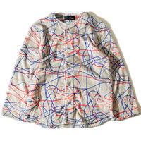 Fleece Feather Shirt(Nat)