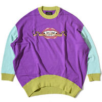 Freak Out Funny Sweat(Purple)※直営店限定アイテム