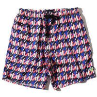 Houndstooth Short PT(Pink)