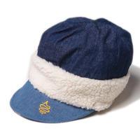 Boa Cap(Navy)