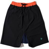 Together Loose Shorts(Black)