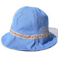 Tulip Hat(Blue)