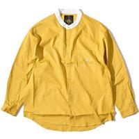 Standing Collar Shirts(Yellow)※直営店限定色