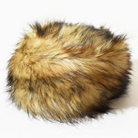 Fur Hat(Brown)