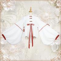 ロリータ 中華風 ブラウス 長袖 和風  羽織 レディース コスプレ コスチューム  衣装
