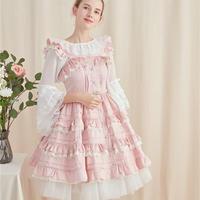 ワンピース ロリータ ジャンパースカート ロリィタ JSK ドレス かわいい キャミソール レディース Lolita キャミワンピ ジャンスカ