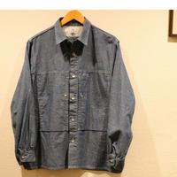 KATO'【ビックポケットシャツ】