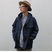 WORKERS【RAF PARKA】Navy Size.0 Small