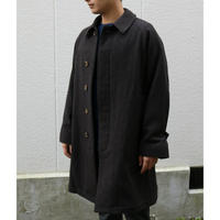 WORKERS【BalCollarCoat】DarkBrown HerringboneTweed Size.36