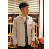 WORKERS【 BoardwalkJacket 】WoolCottonSarge