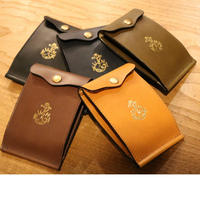 VASCO 【LEATHER NAVAL MONEY CLIP】vsc-710N