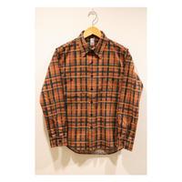 KATO'  【ベーシックワークシャツ】