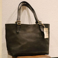 VASCO VS-263L【 LEATHER TRAVEL TOTE BAG 】OLIVE Size.Medium