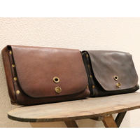 VASCO  VS-240LS【 LEATHER 3WAYS SADDLE BAG 】Brown