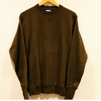 WORKERS 【 FC High Gauge Knit 】Olive Size.Medium