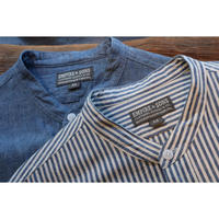 EMPIRE&SONS【BandCollarShirts】