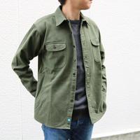KATO'【へヴィーネルワークシャツ】