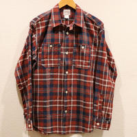 WORKERS【 Work Shirt 】RED , Yellow