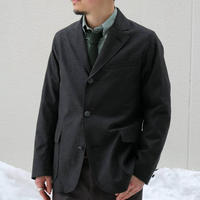 WORKERS【Sport Coat】Yarn Dyed Twill , Grey Size.36