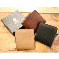 VASCO【LEATHER VOYAGE SHORT WALLET】