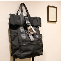 DEFY BAG / デフィバッグ【 New VerBockel Rolltop Backpack】