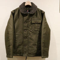 ZANTERJAPAN 【 特殊羽毛服 】 DOWNDECKJACKET
