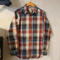 WORKERS【 Modified Regular Collar Shirt 】BigPlaid Size.16