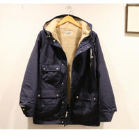 WORKERS【 Mountain Pile Parka 】NAVY  Size.Medium
