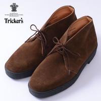 TRICKERS 【5265 MUD GUARD CHUKKA BOOT】