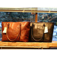 VASCO VS-263TL【LEATHER NELSON TOTE BAG】