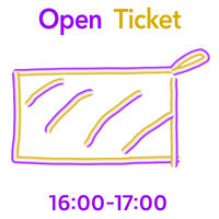 [10/1 16:00〜17:00] Allright Store Open Day 入場チケット