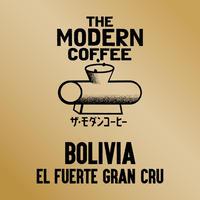 「THE MODERN COFFEE」コーヒー豆 Bolivia El Fuerte Gran Cru / 100g
