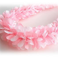 Hawaiian Carnation Lei