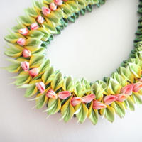 Spring Lily Lei