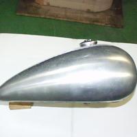アルミボブタンク(バフ有) 1604-2