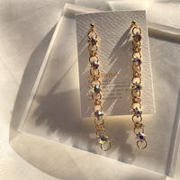 【Hand-made】Aurora pierces/earrings #4
