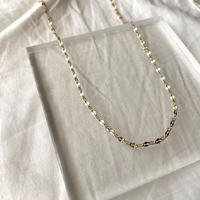 The chain necklace #402