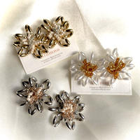 【Hand-made】Margaret pierces / earrings #215 #216 #350