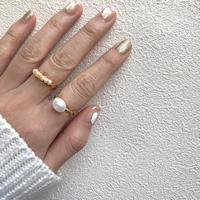 【Hand-made】The mermaid ring #105