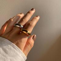【Silver925】Pouty ring #211