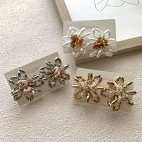 【Hand-made】Margaret pierces / earrings #16