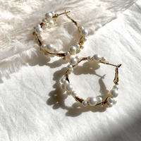 【Hand-made】The ivy pierces #217