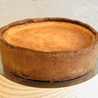 クリームチーズのタルト 21cm  (ホールケーキ)