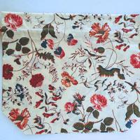 リバティトラベル巾着 ガーデン