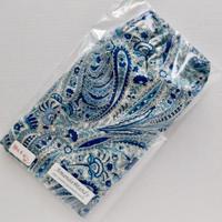 リバティペットボトルカバー(持ち手なし)アビーロード・ブルー  のコピー
