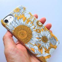 iPhone7ケース/スモールサス・イエロー