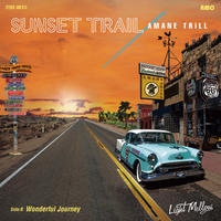 3rd 7inch Single「SUNSET TRAIL / Wonderful Journey」