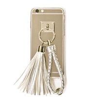 Mirror Tassel iPhoneケース